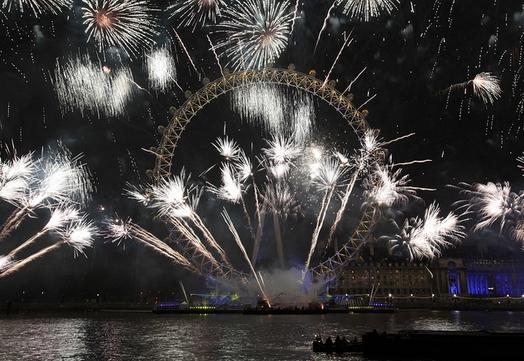 Los 10 mejores destinos de Año Nuevo – Parte 3