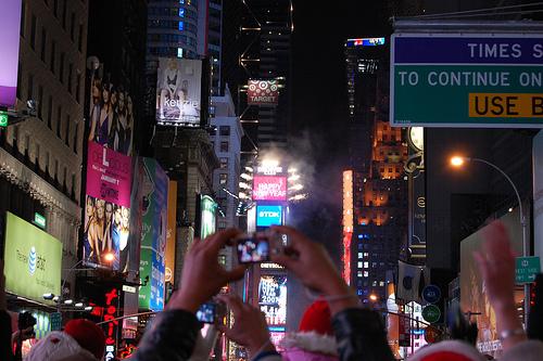 Encantadores lugares para recibir el Año Nuevo 2012