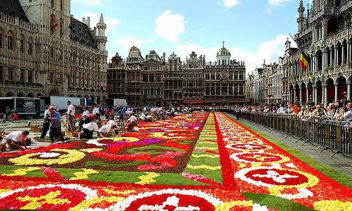 Bruselas, un lugar con mucha historia
