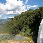 El encanto de la Cascada de Marmore en Terni – Italia