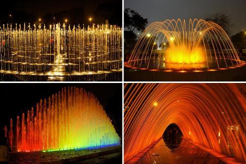 Circuito Mágico del Agua en Lima – Perú