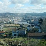 Caminata por la ciudad de Pontevedra