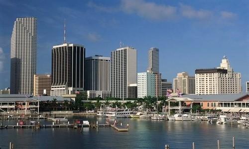 Disfrute del calor de Miami
