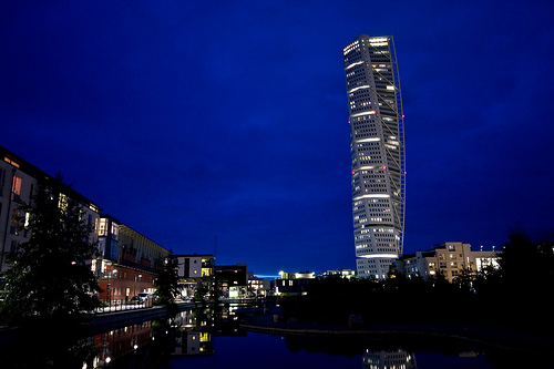 Edificio Turning Torso