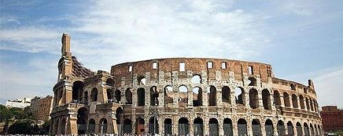 El Coliseo Romano será restaurado para aumentar el turismo