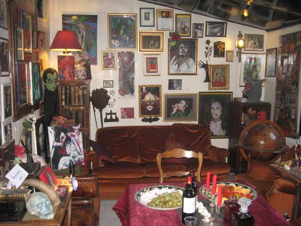 París misteriosa con el Museo de los Vampiros