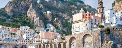 El encanto de la Costa Amalfitana