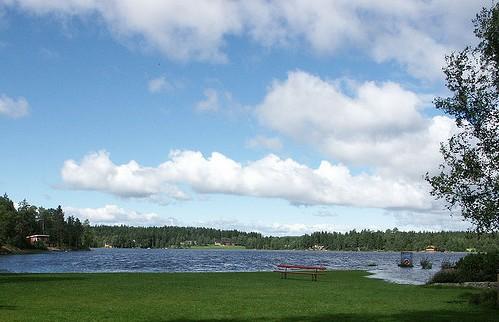 Encanto de Suecia en Karlstad