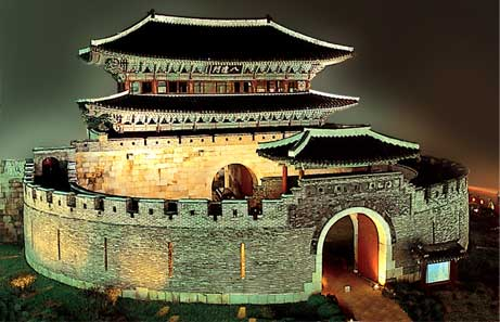 Gyeonggi tradición y futuro de Corea
