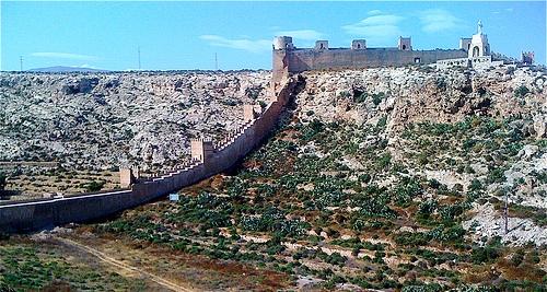Lugares con encanto musulmán en Almería