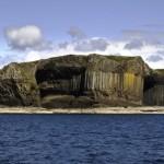 La Isla de las Columnas en Escocia