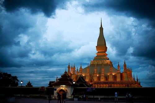 Laos, un país simplemente bello