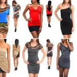 Los vestidos pegados causan furor en la juventud
