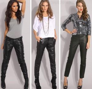 8f480247dda93 Consejos para lucir pantalones de cuero