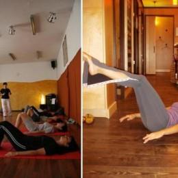 Pilates para la salud – Asma