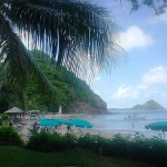 Paradisiaca Isla de Santa Lucia