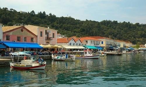 Recorra Katakolon en Grecia