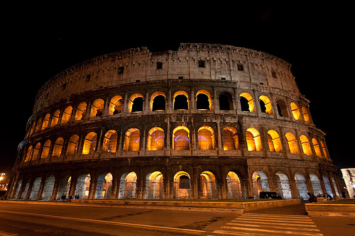 Roma, un lugar para enamorarse