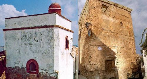 Guía para visitar las torres de Arquería de Granada