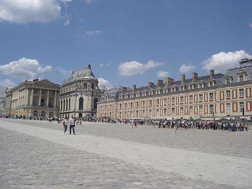 Vacaciones en Francia – Versalles
