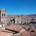 Vacaciones en el aniversario del Perú
