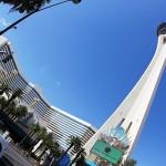 Visita a la Stratosphere durante unas vacaciones en Las Vegas