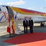 Air Nostrum pondrá en marcha nueva ruta Vigo-Bruselas