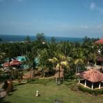 Bajo el cielo azul de Bintan