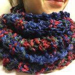 Para el frío, lo mejor es dejarse acariciar por una bufanda y que sea a la moda
