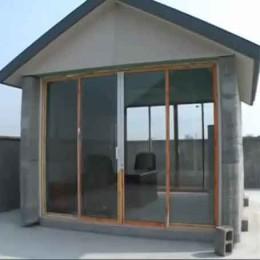 Casas construidas con impresoras 3D por una empresa de China