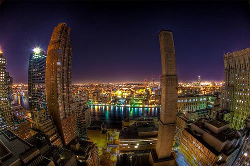 60 bellas fotos nocturnas de ciudades del mundo