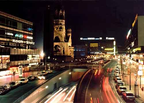 Berlín en primavera y verano. Escapadas y viajes baratos