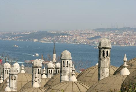 Mediterráneo. Turquía. Navegando por la historia