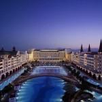 El hotel más lujoso del Mediterráneo