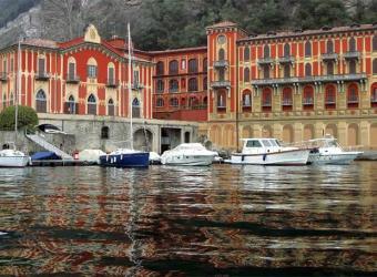 El Hotel Villa D'Este en Italia, el mejor hotel del mundo