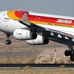 Iberia promociona este verano en sus vuelos los vinos españoles