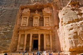 Lugares de película: Petra