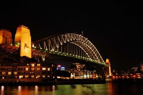 Dos de las atracciones más bellas de la Ciudad de Sydney