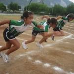 Capacidades físicas básicas para el entrenamiento y el perfeccionamiento corporal: Velocidad